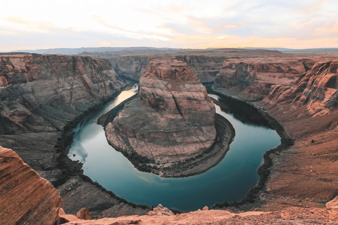 West USA: road trip itinerary