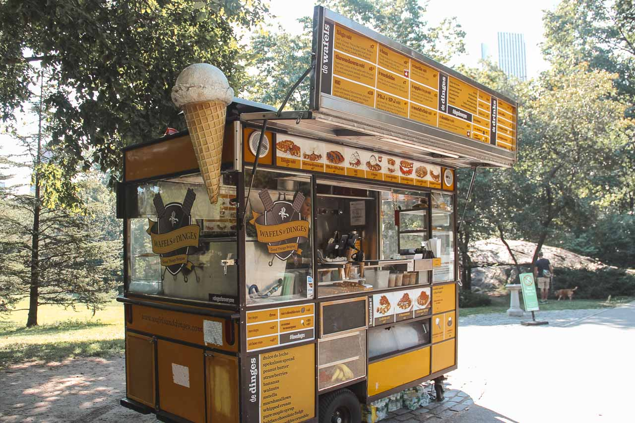 Wafels & Dinges Central Park