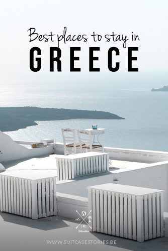 Best places to stay in Greece