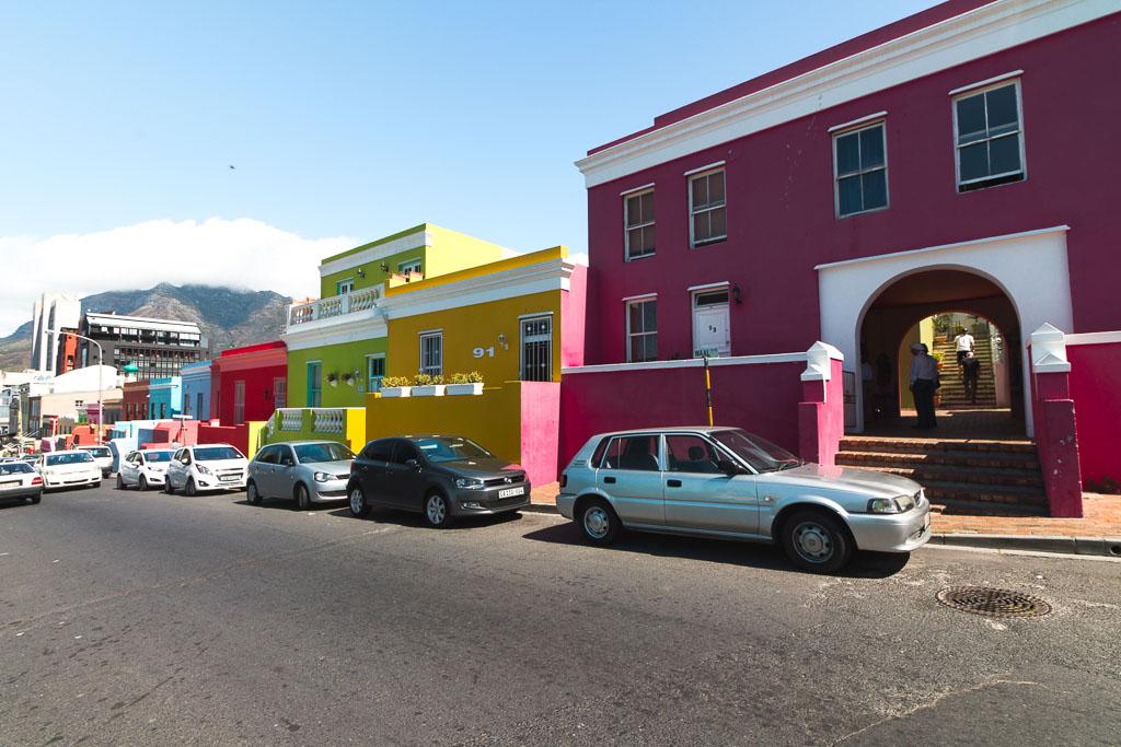 Bo Kaap Cape Town