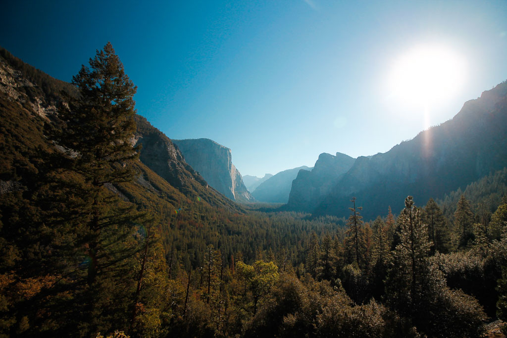 5 most beautiful hiking trails in West USA
