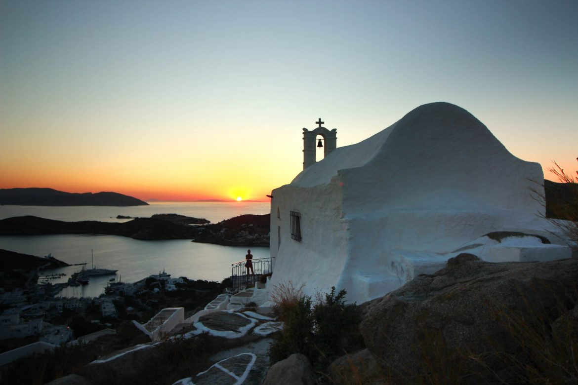 why you should visit Ios Island Greece