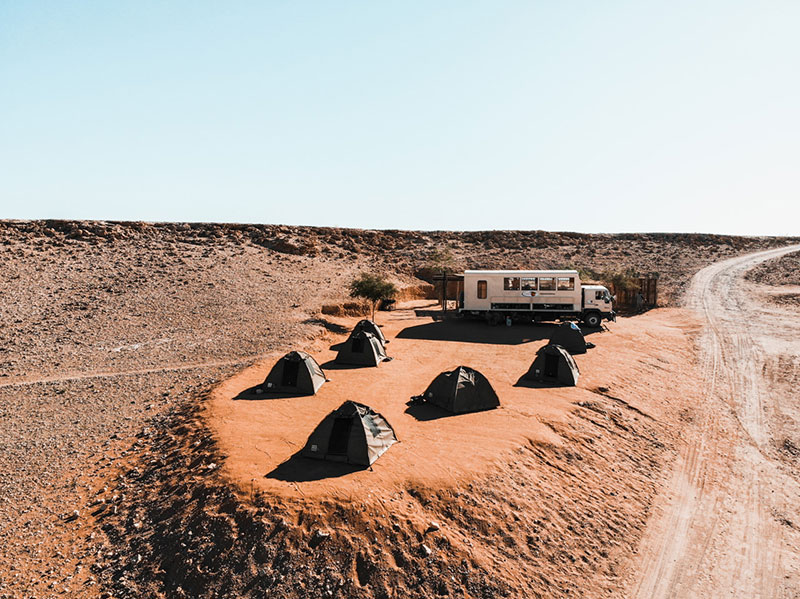 Namibia-campsites