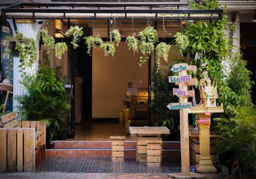PVO hostel Vientiane