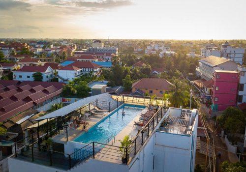 Onederz hostel Siem Reap