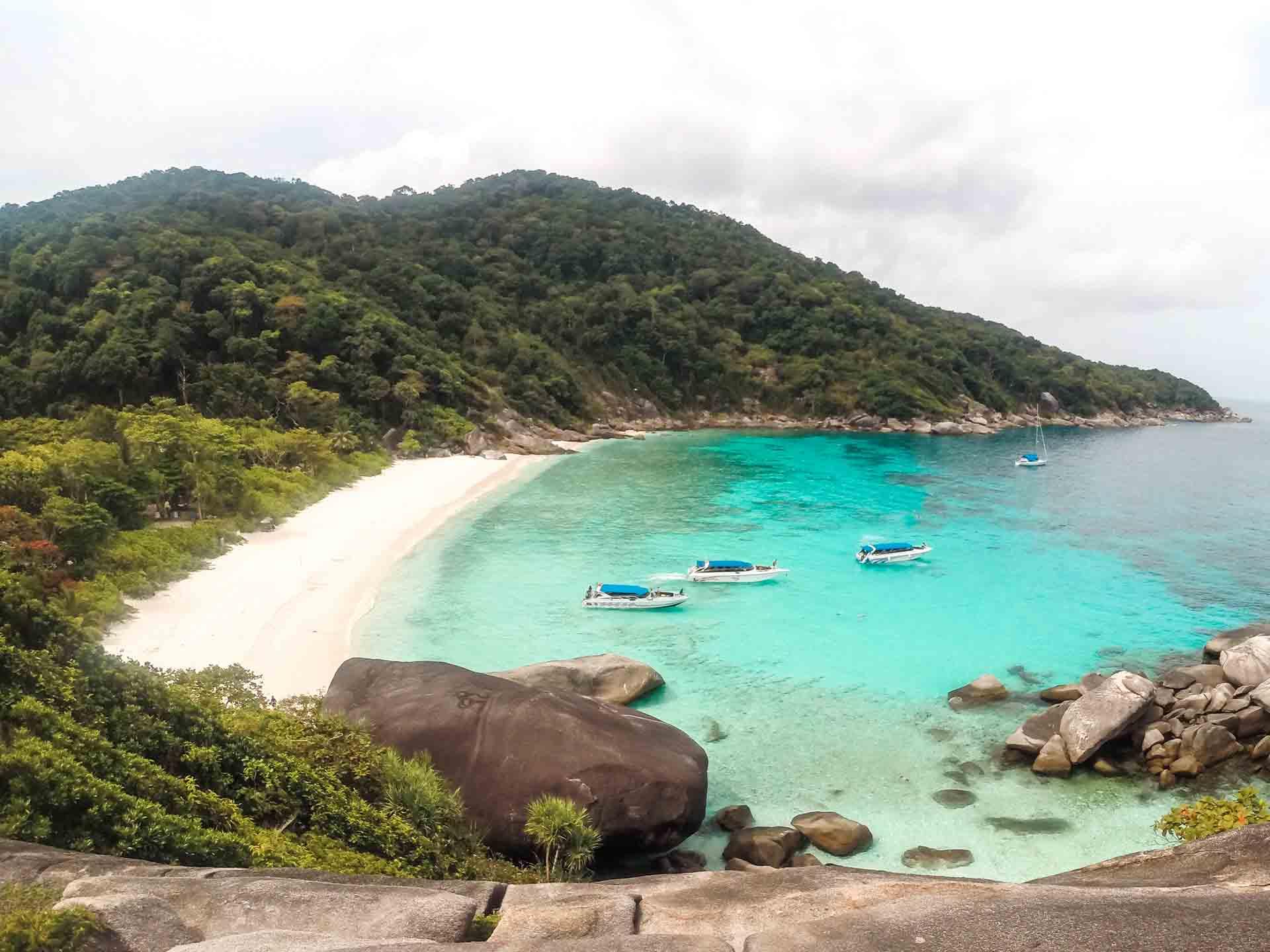 Thailand - Similan Islands