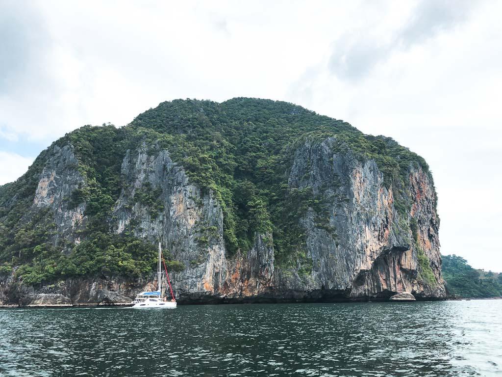 Koh Mook - Emerald Cave