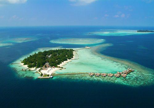 Nika Island Resort & Spa, Maldives