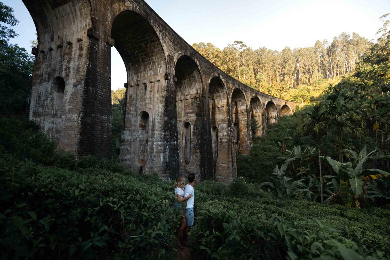 Sri Lanka Ella Nine Arches Bridge