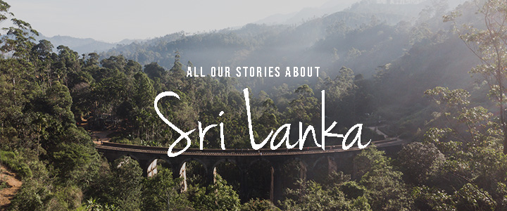 All stories about Sri Lanka