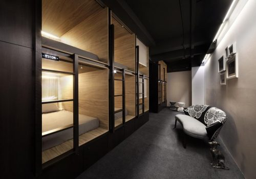 where to stay in Singapore The Pod @ Beach Road Boutique Capsule Hotel