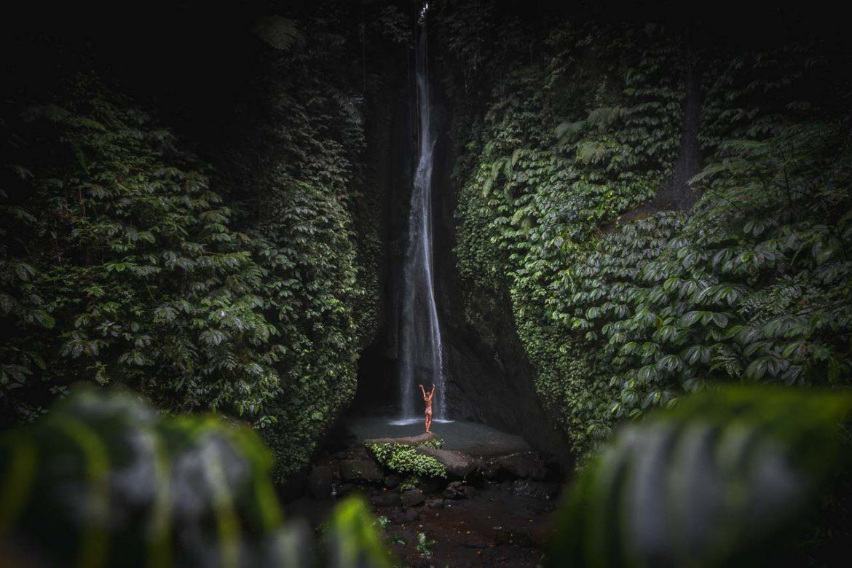 Bali Leke Leke Waterfall