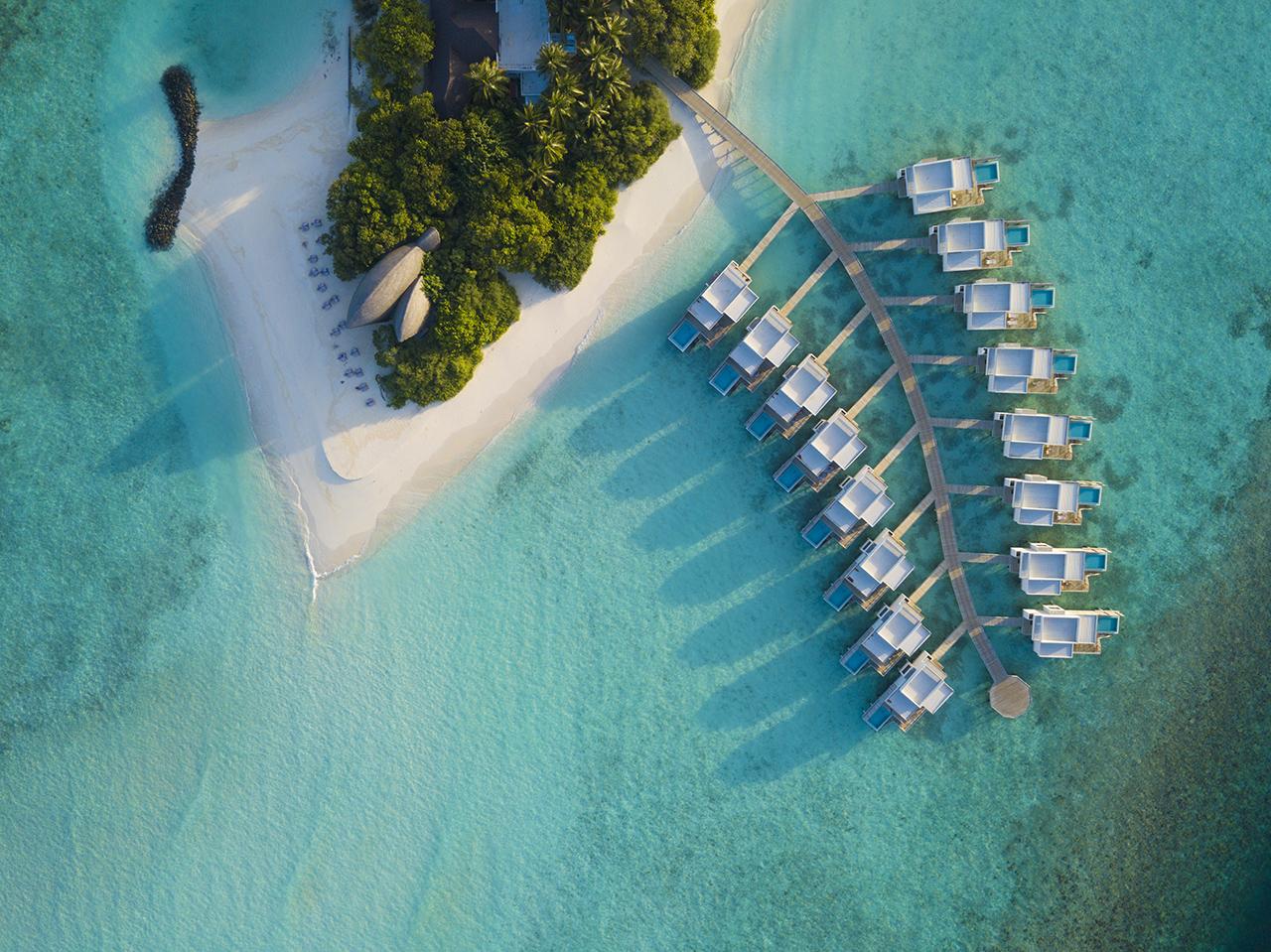 Most beautiful luxury resorts Maldives