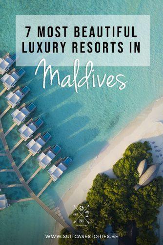 Maldives luxury resorts Pinterest