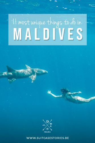 Most unique things to do in Maldives