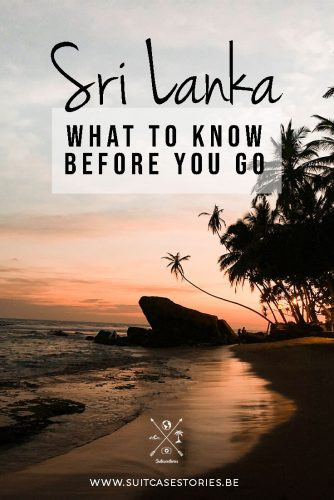 Sri Lanka what to know before you go