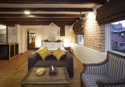 Thamel Villa Heritage Hotel