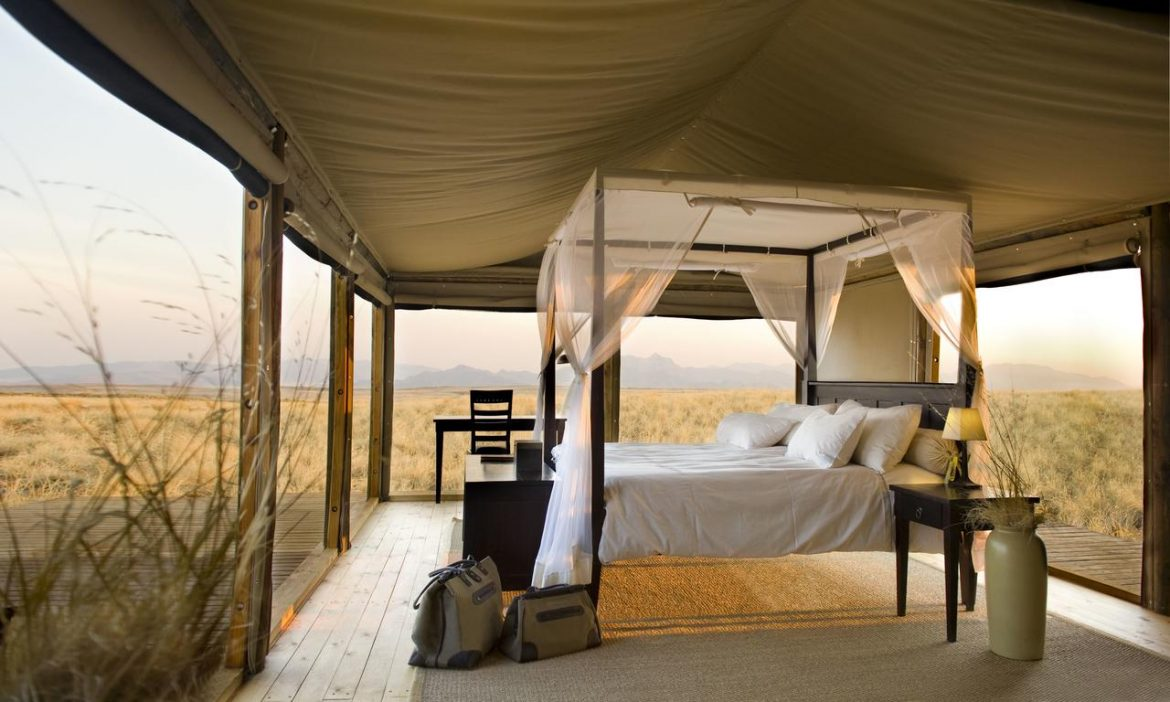 6 most beautiful lodges in Namibia