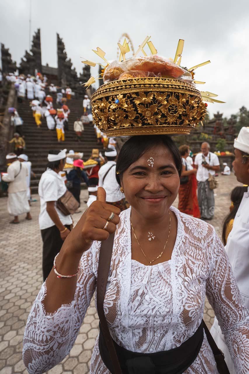 Ubud Besakih temple