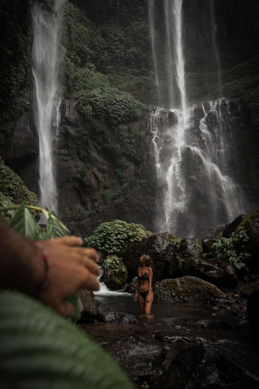Ubud Sekumpul Waterfall