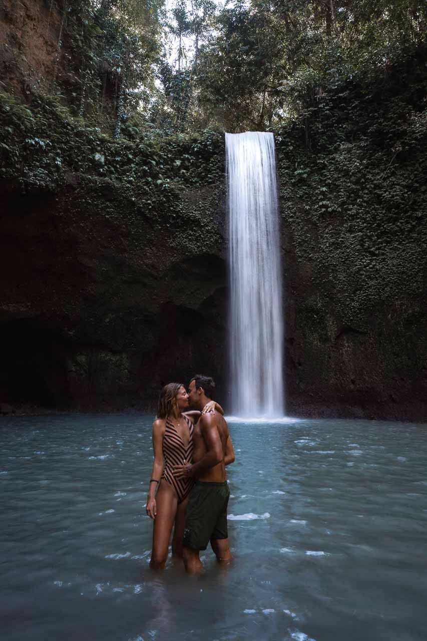 Ubud Tibumana Waterfall