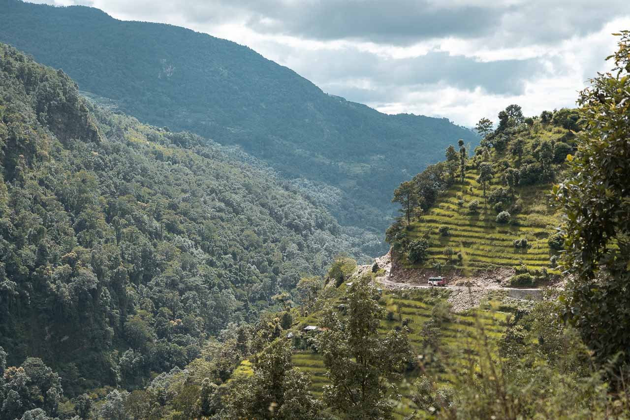 Getting to the Poon Hill Trek