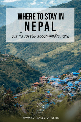 Where to stay in Nepal - our favorite accommodations