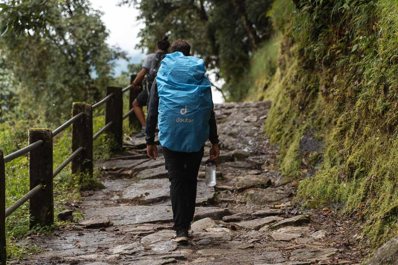 Packing list trekking Nepal