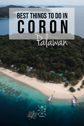 Best things to do in Coron, Palawan