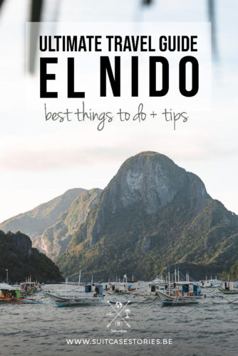 El Nido Travel Guide - best things to do + tips