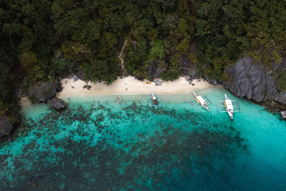 Philippines in 3-4 weeks travel itinerary tips