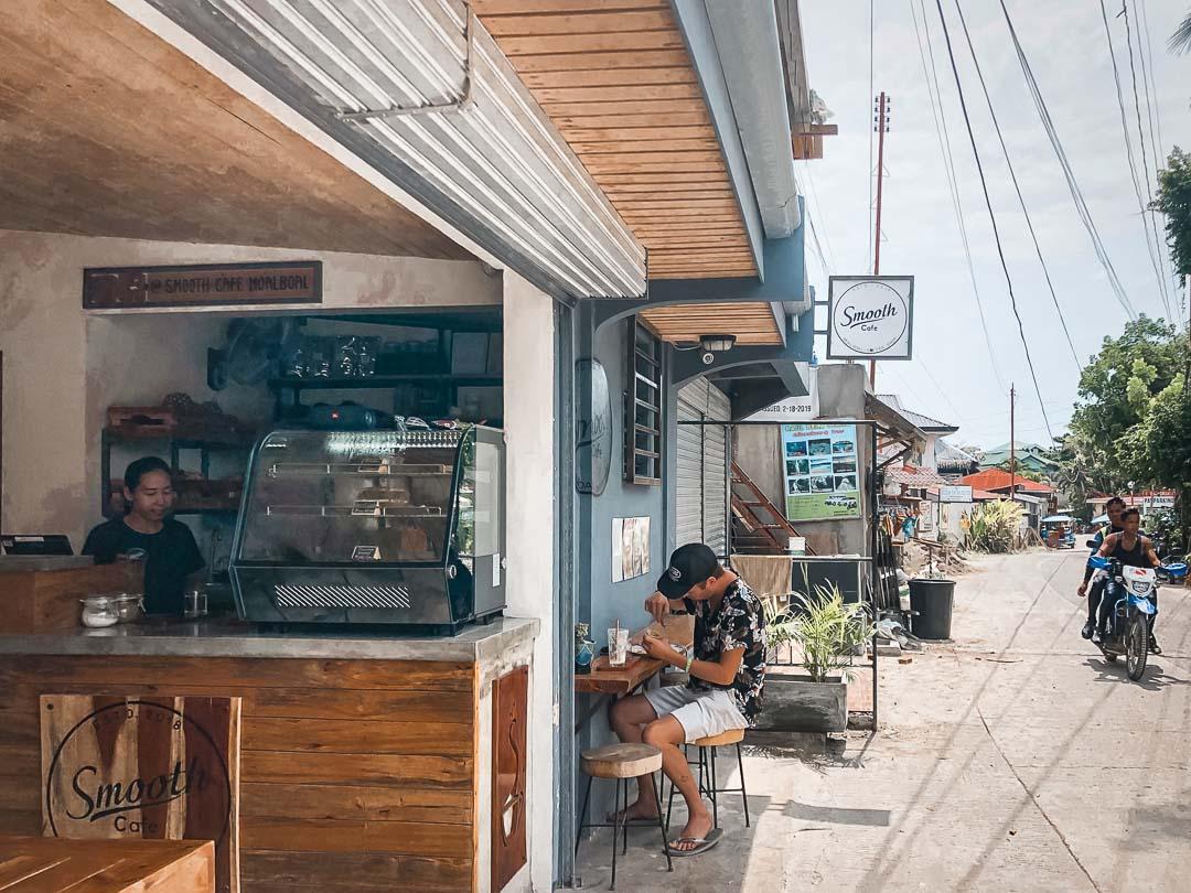 Vegan restaurants in Moalboal